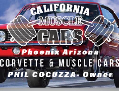 California Muscle Cars